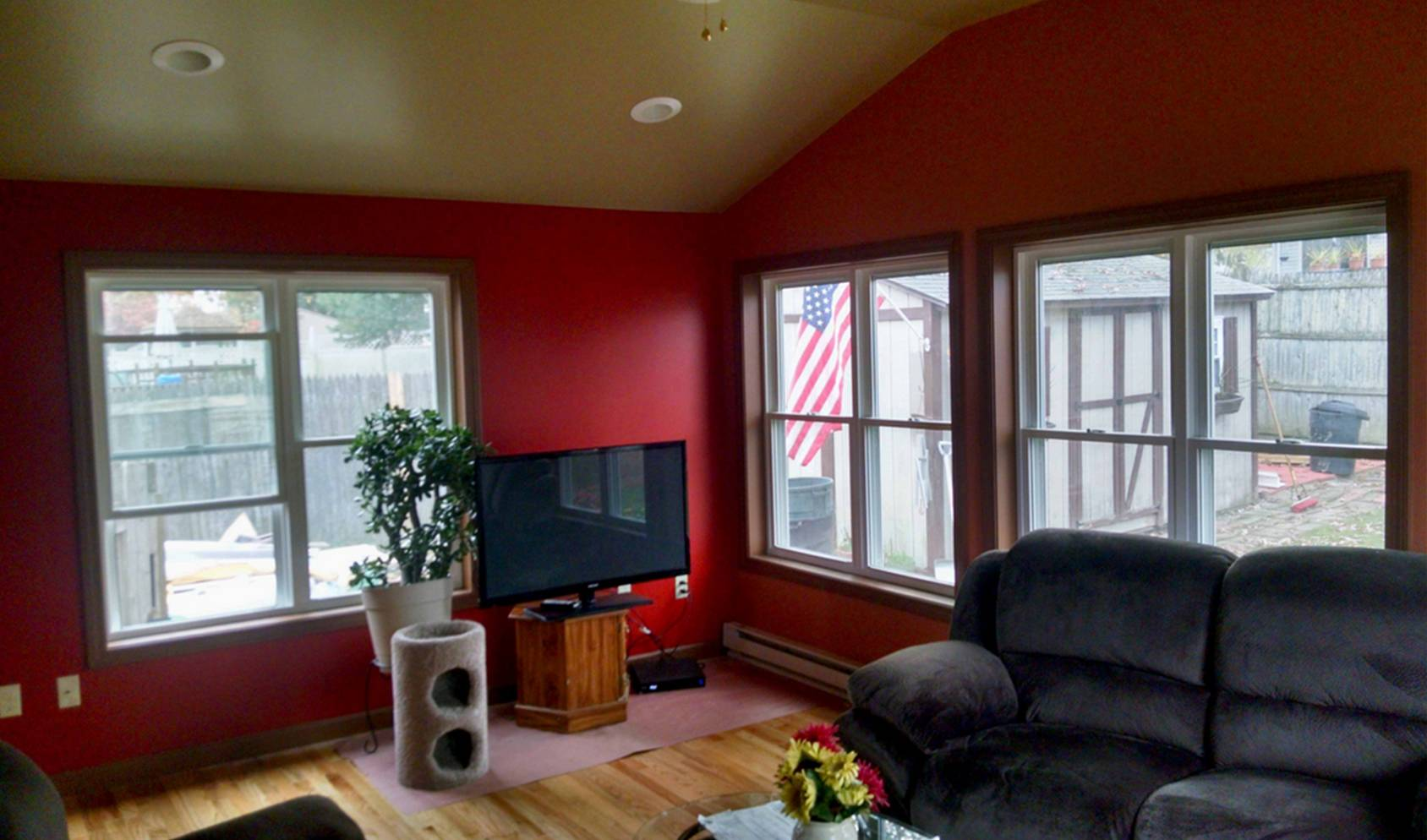 Recent remodeling projects in connecticut massachusetts for Creative renovations