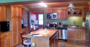 springfield-kitchen island cabinets